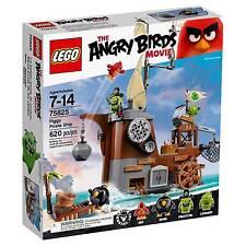 LEGO® Angry Birds Piggy Pirate Ship 75825