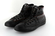 Converse CT AS Hi Woolrich Black Grey Red Limited Edition Gr. 42,5 / 43,5