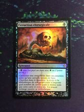 Mtg, FOIL Surgical Extraction. New Phyrexia Buy A Box Promo Rare. *French LP*