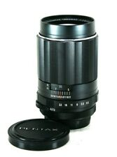 Pentax Super Multi Coated Takumar 135mm F3.5 Lens for M42 Screw Mount Japan