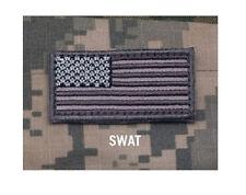"Morale Patch Milspec Monkey Msm - Mini - American Usa Us Flag - 2"" x 1"" - Swat"