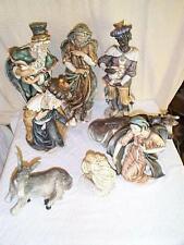 Ex Large Giuseppe Armani Nativity Set 1 of 1000