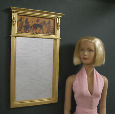 """TRUMEAU  MIRROR ~ for  TYLER 16"""" Doll  ~ Furniture ~ 1:4 scale ~ Ancient Greece"""