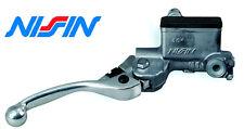 Maitre cylindre Moto cross / MX  + levier de frein  Nissin diam:  11 mm Alu