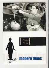 """Modern Times"" (Charlie Chaplin) Mounted Senitype / Film Cell - Limited Edition"