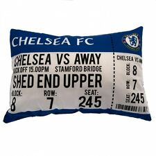 "NEW CHELSEA ""MATCH DAY"" FOOTBALL CLUB CUSHION PILLOW KIDS BOYS FANS BEDROOM GIFT"