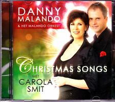 Danny Malando&Carola Smit-Christmas Songs cd album