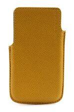 PORSCHE DESIGN Caja Del Teléfono Móvil French Classic iPhone 4 Case Mustard