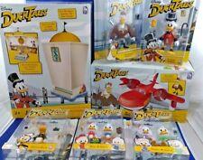 Disney DUCKTALES Action figures Complete Set, Sunchaser, Money Bin Scrooge, etc.