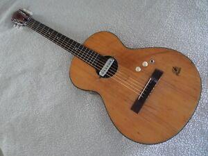 Vintage Framus Acoustic/Electric Guitar Model 61H