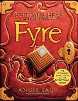 Fyre, Hardcover by Sage, Angie; Zug, Mark (ILT), Brand New, Free P&P in the UK