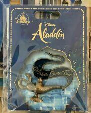 Disney Aladdin Genie Lamp Wishes Come True Pin 2019