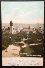 View of Albany, N.Y. from State Capitol Building 1907 Hugh C. Leighton Co. 5043