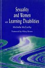 Sex and Women with Learning Disabilities by McCarthy, Michelle