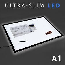 MiniSun Ultra Slim Large A1 LED Light Pad Drawing Board Tracing Tattoo Lightbox