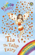 Tia the Tulip Fairy (Rainbow Magic), Daisy Meadows, 1846164575, New Book