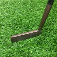 """Vintage MacGregor 314 Blade Style Putter RH 35.5"""" Steel Shaft     2772"""