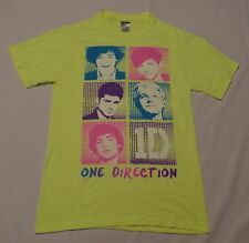 #2809-7 One Direction Original Five Band Members Graphic T-Shirt W-S