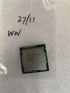 3rd Gen Intel Core i5-3330S Quad Core Ivy Bridge CPU 2.70GHz LGA1155 SR0RR