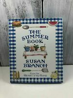 The Summer Book by Susan Branch 1st edition (Hardcover)