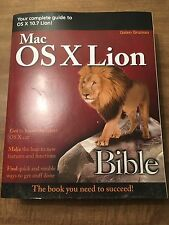 Mac OS X Lion Bible by Galen Gruman(2011, PB)