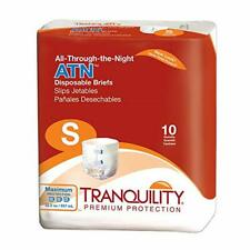 Tranquility ATN ™ (All-through-the-night) Slip monouso per adulti-SM - 10 CT