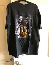 Travis Tritt Vintage 90's Country T-shirt Xxl Marty Stuart George Strait Hank Jr