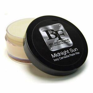 Blackfire Midnight Sun Ivory Paste Wax - 3Oz – Carnauba & Polymers