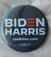 "2020 Joe Biden & Kamala Harris 2.25""/ ""Blue"" Presidential Campaign Button"