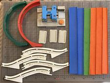 Darda Rennbahn - Ersatzteile, Looping + Matchbox Waschanlage (von 1985)