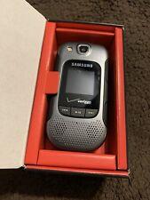 Samsung Convoy 3 SCH-U680 (Verizon)  Page Plus 3G Rugged Flip Cell Phone