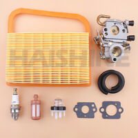 Carburetor Tune Up Kit For Stihl TS410 TS420 Cut Off Saw Zama Carb C1Q-S118 Bulb
