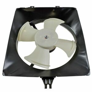AC A/C Condenser Cooling Radiator Fan for Acura TL CL