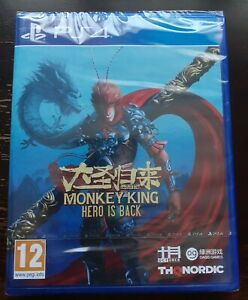 Monkey King Hero is Back - Playstation 4 PS4 Game - New & Sealed