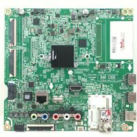 LG EBT65211003 Main Board for 65UK6200PUA.BUSWLOR Original TV Replacement Part