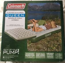 Coleman Queen Single High Airbed  , Queen Size, NIB Airtight System