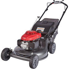 Honda Self Propelled Gas Lawn Mower Variable 3 In 1 Speed Commercial 21 In Power