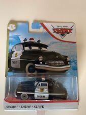 SHERIFF SCERIFFO DISNEY PIXAR CARS Mattel Radiator Spring 2020