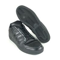 Adidas Originals Top Ten Mid PC Men's 12.5 Shoes Black Leather F37276