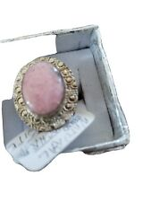 ring size 9 Pink natural a nirhododendron