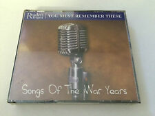 Readers Digest Presents SONGS OF THE WAR YEARS (Sealed)