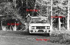 Walter Rohrl ALITALIA FIAT 131 ABARTH RAC Rally 1979 fotografia 1