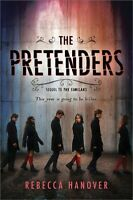 Pretenders, Hardcover by Hanover, Rebecca, Brand New, Free shipping in the US