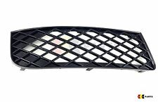 AUDI GENUINE A4 B7 05-08 DTM BUMPER O/S RIGHT GRILL MESH TRIM 8E0807682JZ9Y