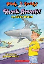 Ready, Freddy!: Shark Attack! #24 by Abby Klein NEW (2011, Paperback)