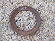 1 Used H697B Steel / Cast Iron John Deere Planter Jd Seed Plate H 697 B