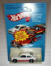 HOT WHEELS MATTEL FRANCE CHEVY CITATION WHITE UNPUNCHED BRAND NEW