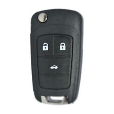 3 Button Remote Key Fob For Vauxhall Astra, Insignia, GM 13500232