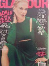Glamour Magazine Nicole Kidman December 2017 SEALED 121617nonrh