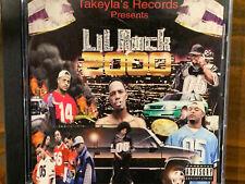 Lil Rock 2000 Compilation 1999 J-Mack Da Mob Klic Arkansas Rap CD RARE!